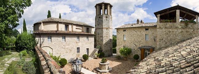 Solfagnano Italy Vacation Rentals - Villa