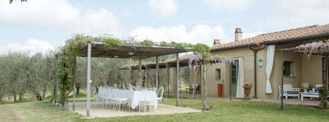 6 bedroom Villa in Barberino Val d'Elsa, Florence, Italy : ref 2258997