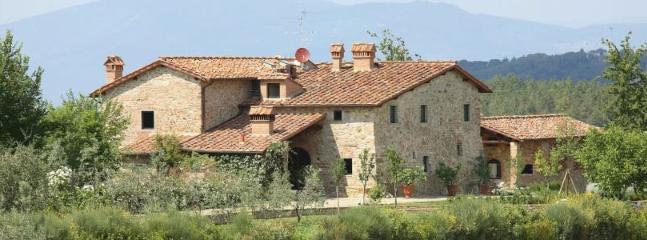 Ponte di Gabbiano Italy Vacation Rentals - Villa