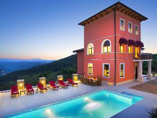 Oprtalj Croatia Vacation Rentals - Villa