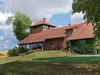 Wielkie Lezno Poland Vacation Rentals - Villa