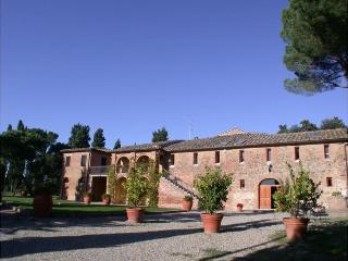 Lucignano d'Arbia Italy Vacation Rentals - Villa
