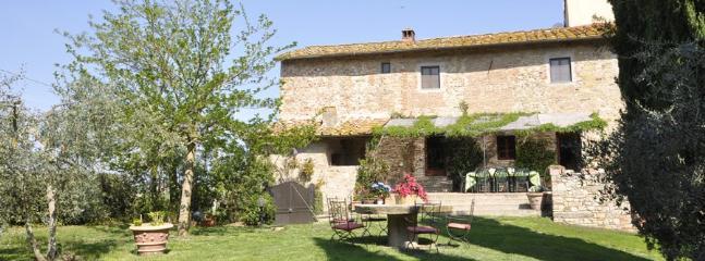 5 bedroom Villa in Tavarnelle Val Di Pesa, Firenze Area, Tuscany, Italy : ref 2230374