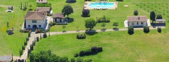 Poppi Italy Vacation Rentals - Villa