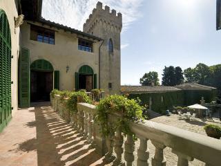 Ponteginori Italy Vacation Rentals - Villa