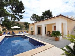 Cala San Vincente Spain Vacation Rentals - Villa