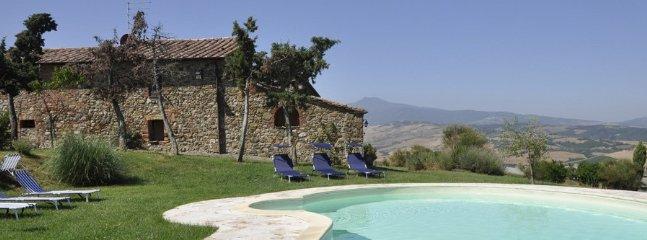 5 bedroom Villa in Sarteano, Siena Area, Tuscany, Italy : ref 2230421