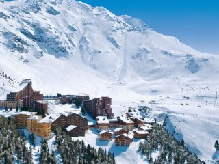 Les Arcs France Vacation Rentals - Apartment