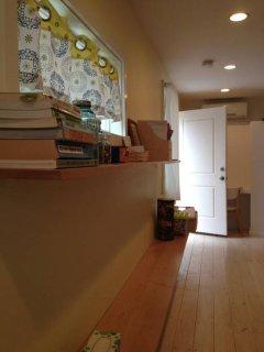 JP Green House: Garden Apartment