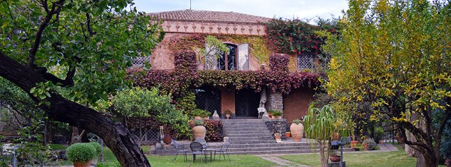 Catania Italy Vacation Rentals - Villa