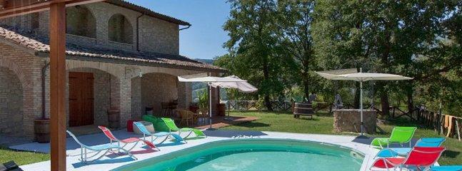 Valtopina Italy Vacation Rentals - Villa