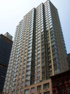 Furnished 1-Bedroom Apartment at 7th Ave & W 26th St New York