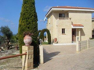 Lachi Cyprus Vacation Rentals - Villa