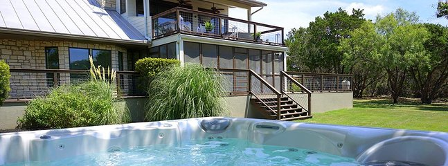 Wimberley Texas Vacation Rentals - Cabin