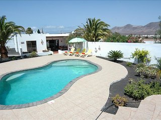 Playa Blanca Spain Vacation Rentals - Villa