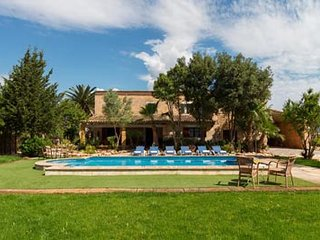 Sa pobla Spain Vacation Rentals - Villa