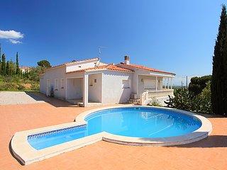 Palau-Saverdera Spain Vacation Rentals - Villa