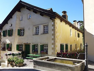 Pontresina Switzerland Vacation Rentals - Apartment