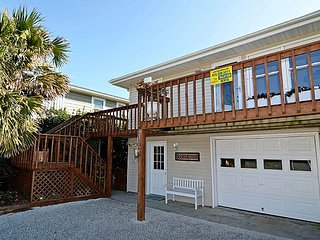 Topsail Beach North Carolina Vacation Rentals - Cottage