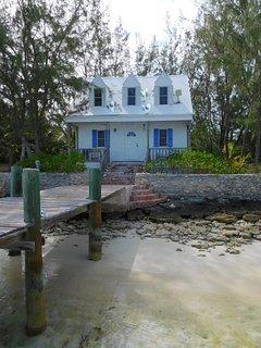 Sea Captain Cottage on the Beach