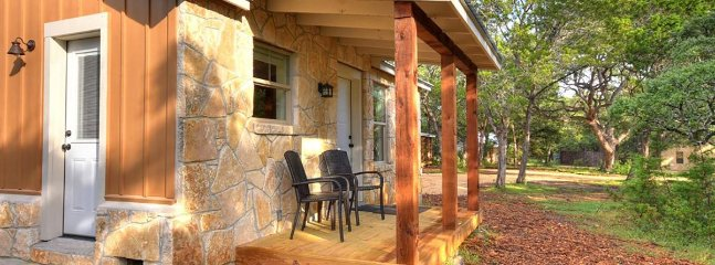 Cabins at Flite Acres – Coyote Cabin