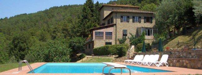 Panzano Italy Vacation Rentals - Villa