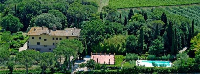 San Martino in Colle Italy Vacation Rentals - Villa
