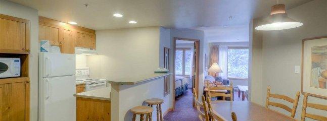 Sun Peaks Nancy Greene's Cahilty Lodge 2 Bedroom Suite