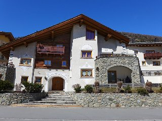 Madulain Switzerland Vacation Rentals - Apartment