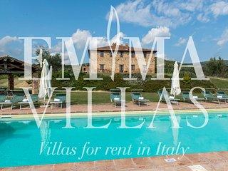 Monte Vibiano Vecchio Italy Vacation Rentals - Villa
