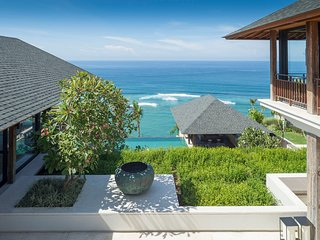 Sohamsa Ocean Estate - Commanding view on arrival
