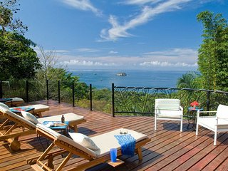 Manuel Antonio National Park Costa Rica Vacation Rentals - Villa