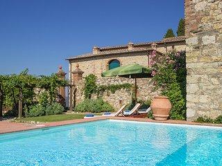 Gaiole in chianti Italy Vacation Rentals - Castle