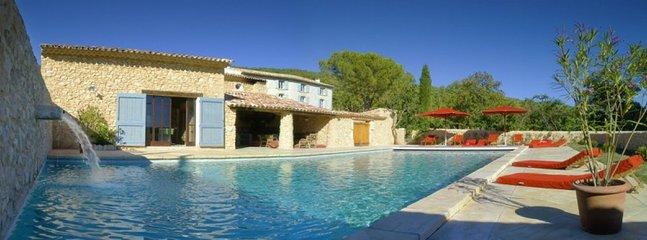 Oppedette France Vacation Rentals - Villa