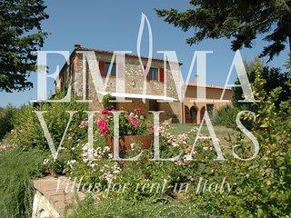 Trequanda Italy Vacation Rentals - Villa