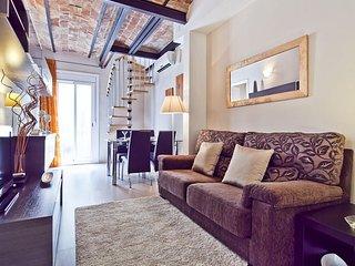 Barcelona - Igualada Penthouse - Livingroom