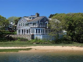 Here's the view of the home from the Harbor.
