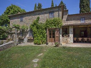 Volpaia Italy Vacation Rentals - Apartment