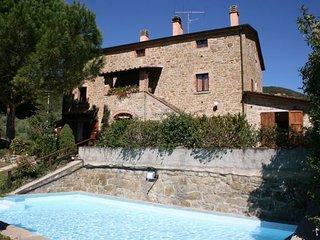 Teverina di Cortona Italy Vacation Rentals - Apartment