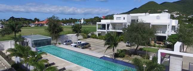 Cole Bay Saint Martin Vacation Rentals - Villa