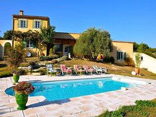 Saint-Martin-de-Castillon France Vacation Rentals - Villa