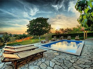 Tinjan Croatia Vacation Rentals - Villa