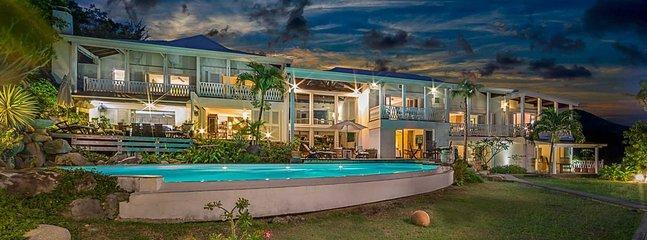 Villa Caye Blanche 5 Bedroom SPECIAL OFFER