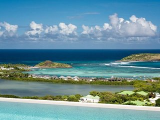 Grand Cul-de-Sac Saint Barthelemy Vacation Rentals - Villa