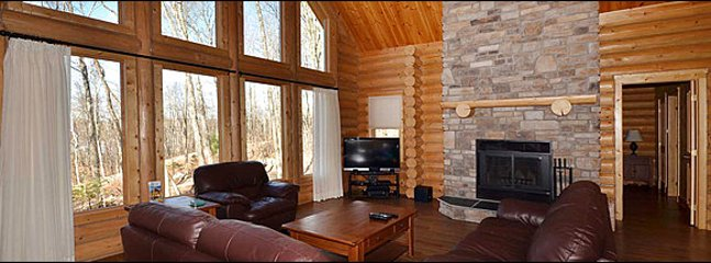 Chalet Deer Lodge (10 Ppl) (***********)