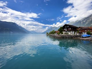Vacation Apartment in Brienz - 915 sqft, amazing view, beautiful, comfortable (# 5429) #5429