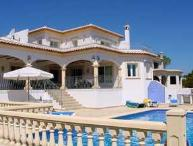 Spanish Villa in Javea with Private Pool - Casa Asoleada