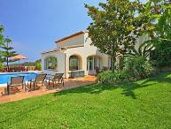 Picturesque Spanish Villa Overlooking Javea - Villa Tropical
