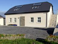CLAIR HOUSE 1, pet friendly, country holiday cottage, with a garden in Lahinch, County Clare, Ref 3684