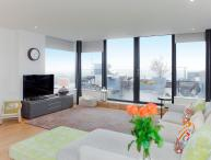 The Panoramic Penthouse at the Quartermile